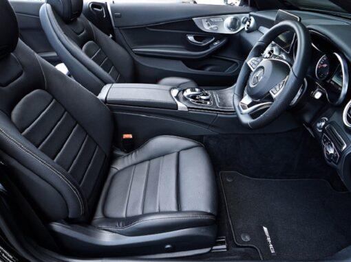 Mercedes S550 Interior